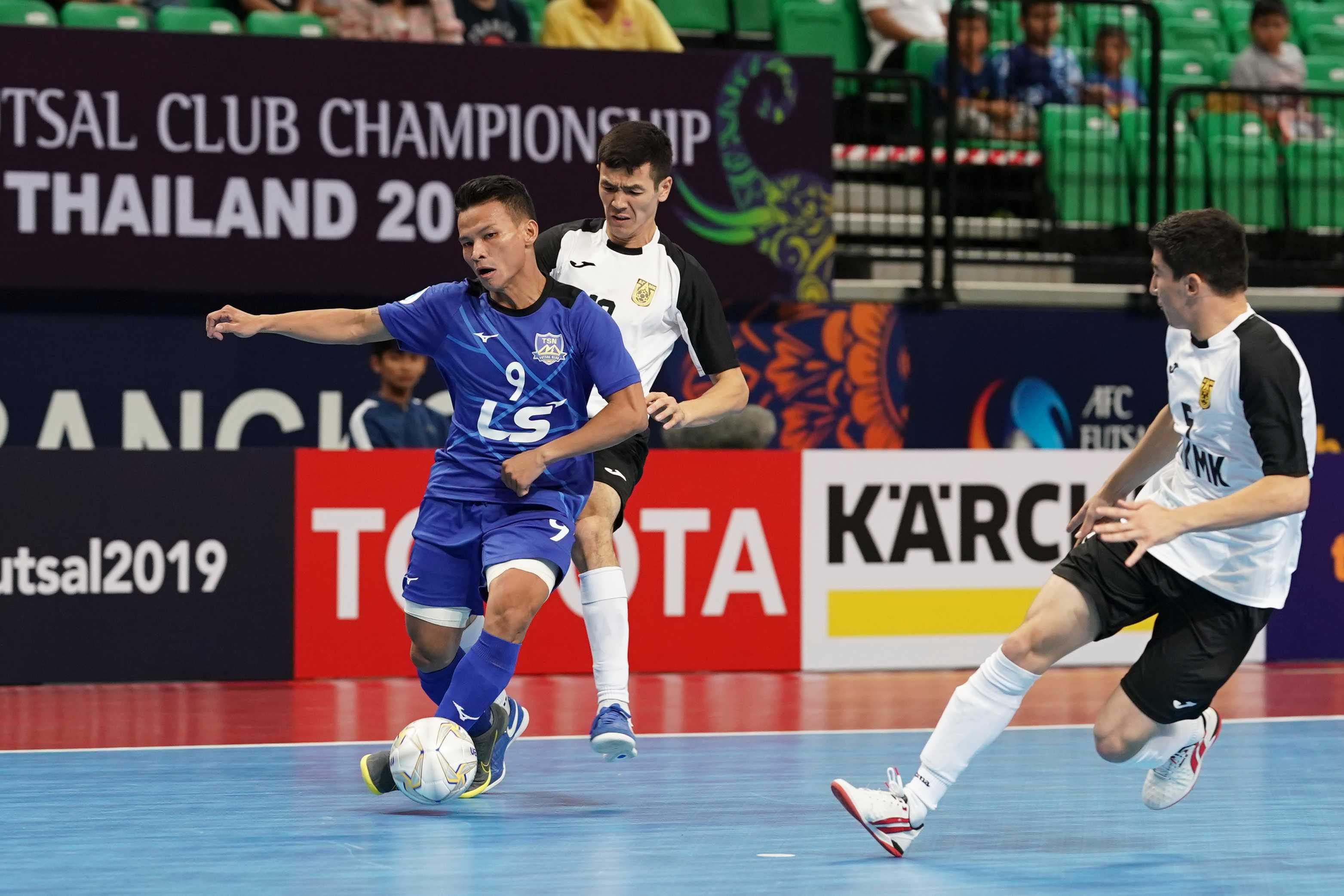 Giải futsal CLB châu Á 2019: Thắng nghẹt thở AGMK, Thái Sơn Nam giành hạng ba - Bóng Đá