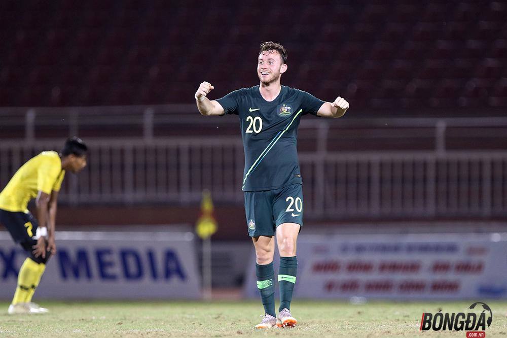 Khoảnh khắc U18 Australia vỡ òa cảm xúc lên ngôi vô địch U18 Đông Nam Á 2019 - Bóng Đá