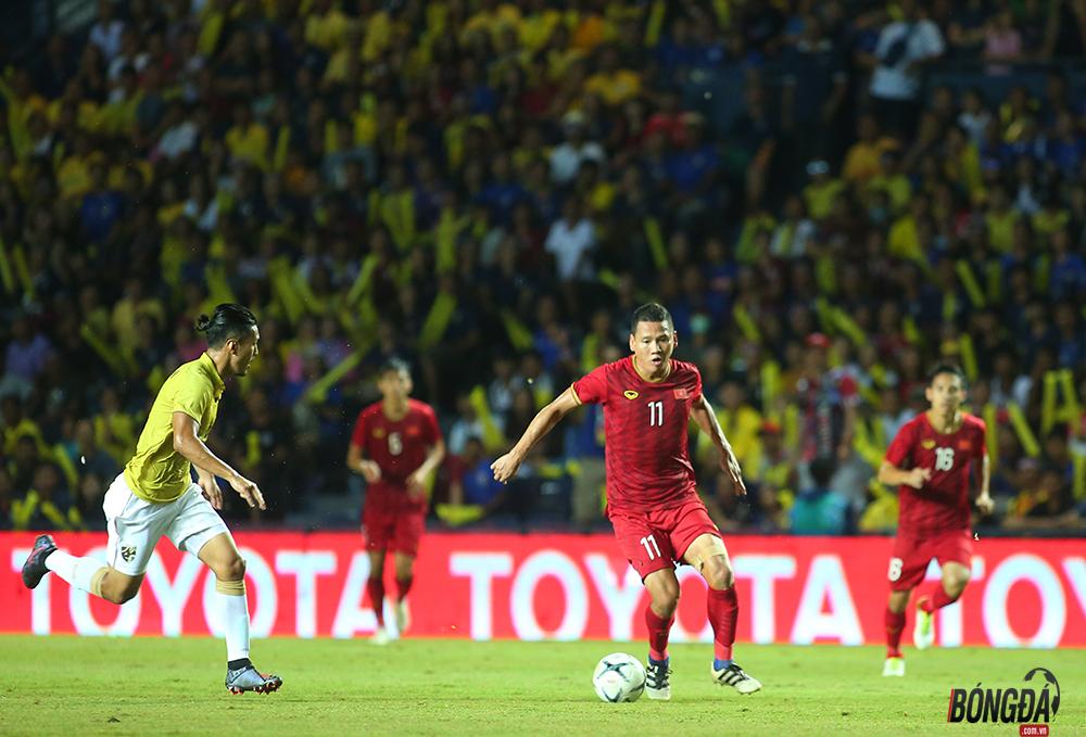 CHÍNH THỨC: Thầy Park công bố danh sách ĐT Việt Nam đấu Thái Lan - Bóng Đá