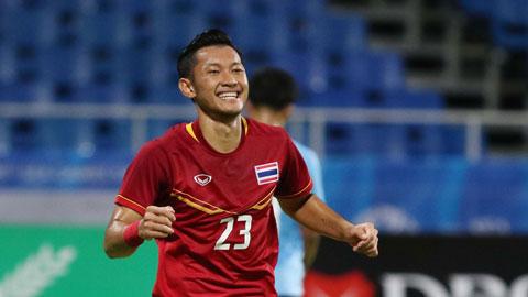 Ngôi sao Thái Lan: Chúng ta phải tập luyện chăm chỉ, Việt Nam đang tiến bộ thần tốc