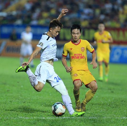 Không phải Xuân Trường, thầy Lee đặc biệt khen 1 cầu thủ sau trận thắng SHB Đà Nẵng    - Bóng Đá