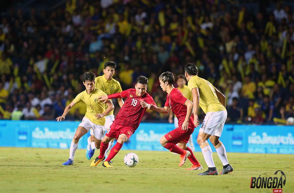 Điểm tin bóng đá Việt Nam tối ngày 20/08: Thái Lan sẽ chơi pressing với Việt Nam - Bóng Đá