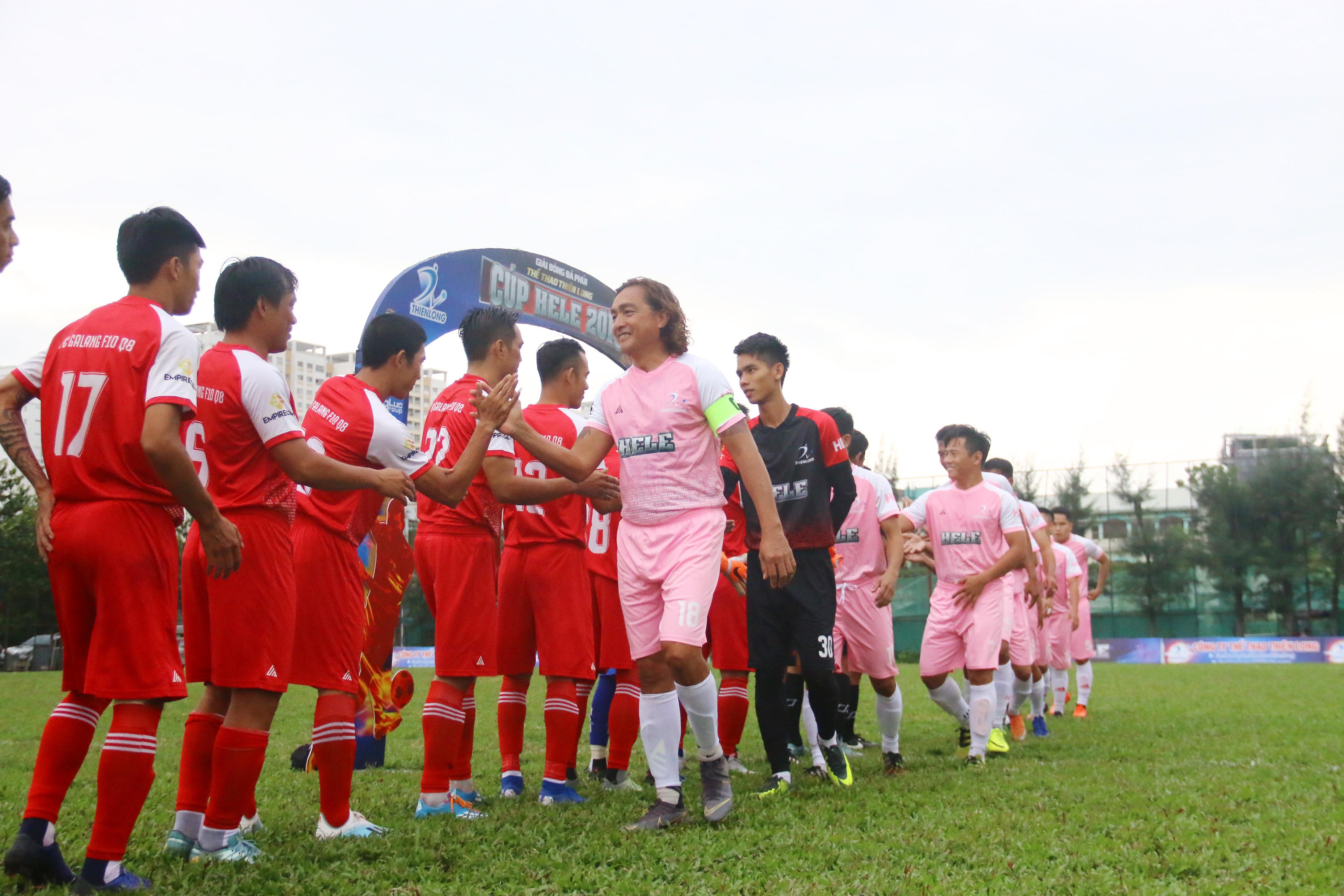 Giải bóng đá Thể thao Thiên Long 2019: Đậm chất chuyên trong sân chơi phủi - Bóng Đá
