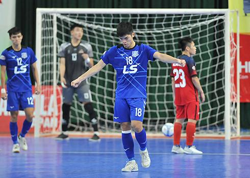 Giải futsal VĐQG 2019: Thái Sơn Nam rộng của vô địch - Bóng Đá