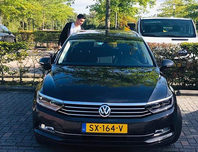 Đến Hà Lan, Văn Hậu được cấp nhà siêu đẹp, xe sang tiền tỷ - Bóng Đá
