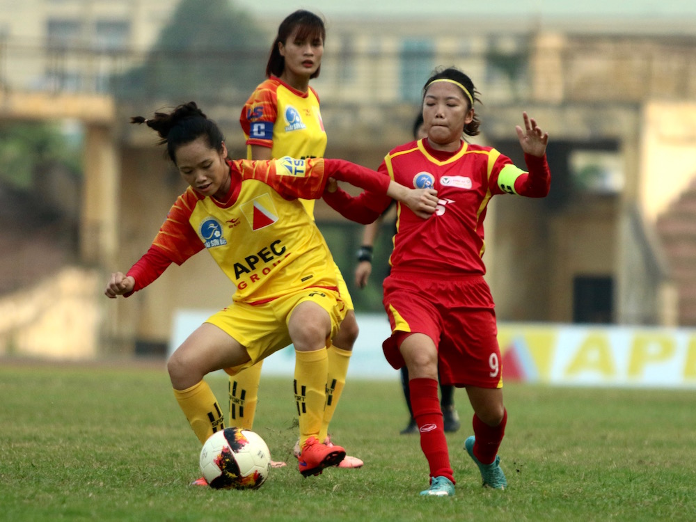 Giải VĐQG nữ 2019: TP.HCM I vô địch sớm - Bóng Đá