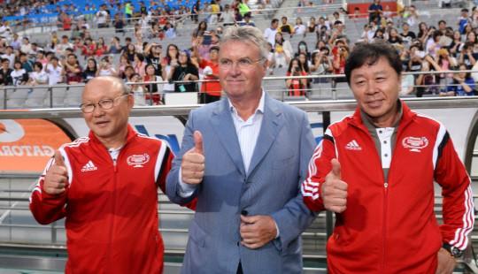 TP.HCM – Viettel: Trận derby của những người Hàn Quốc - Bóng Đá