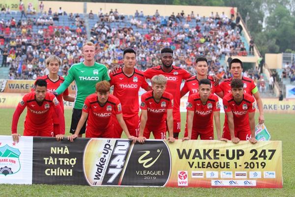 V-League vòng 7: Kịch chiến vì ngôi số 1 tại Hàng Đẫy, quyết đấu ở Pleiku - Bóng Đá