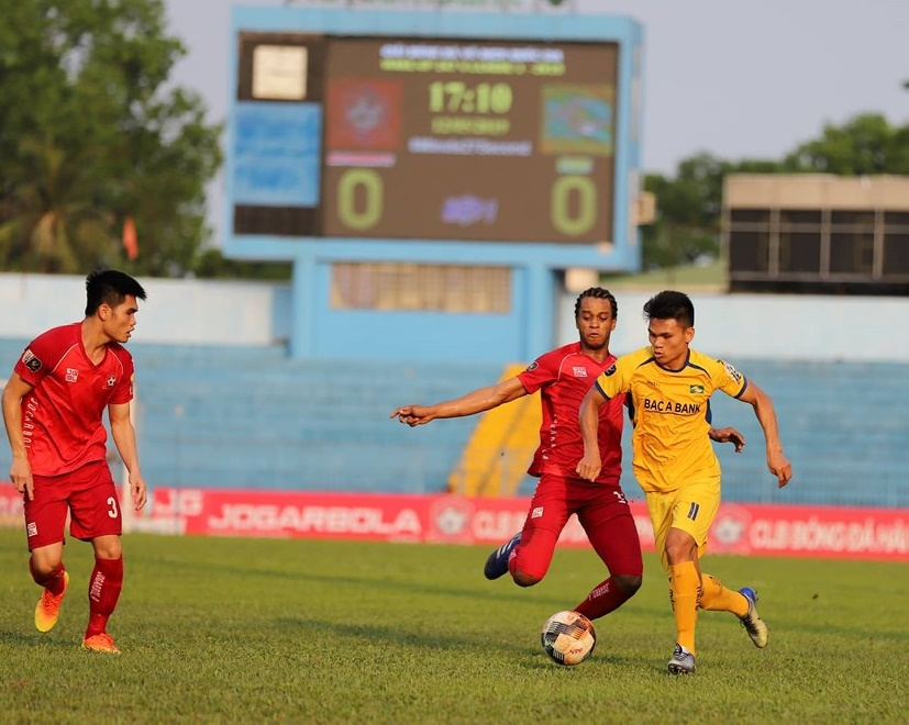 Tuyển thủ U.23 Việt Nam Xuân Mạnh đã thể hiện như thế nào? - Bóng Đá