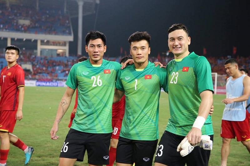 3 thủ môn rủ nhau sa sút, HLV Park Hang-seo sẽ bổ sung nhân tố mới ? - Bóng Đá