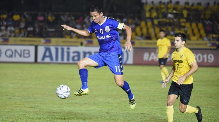 Thắng hú vía, Bình Dương giành quyền vào vòng knock-out AFC Cup - Bóng Đá