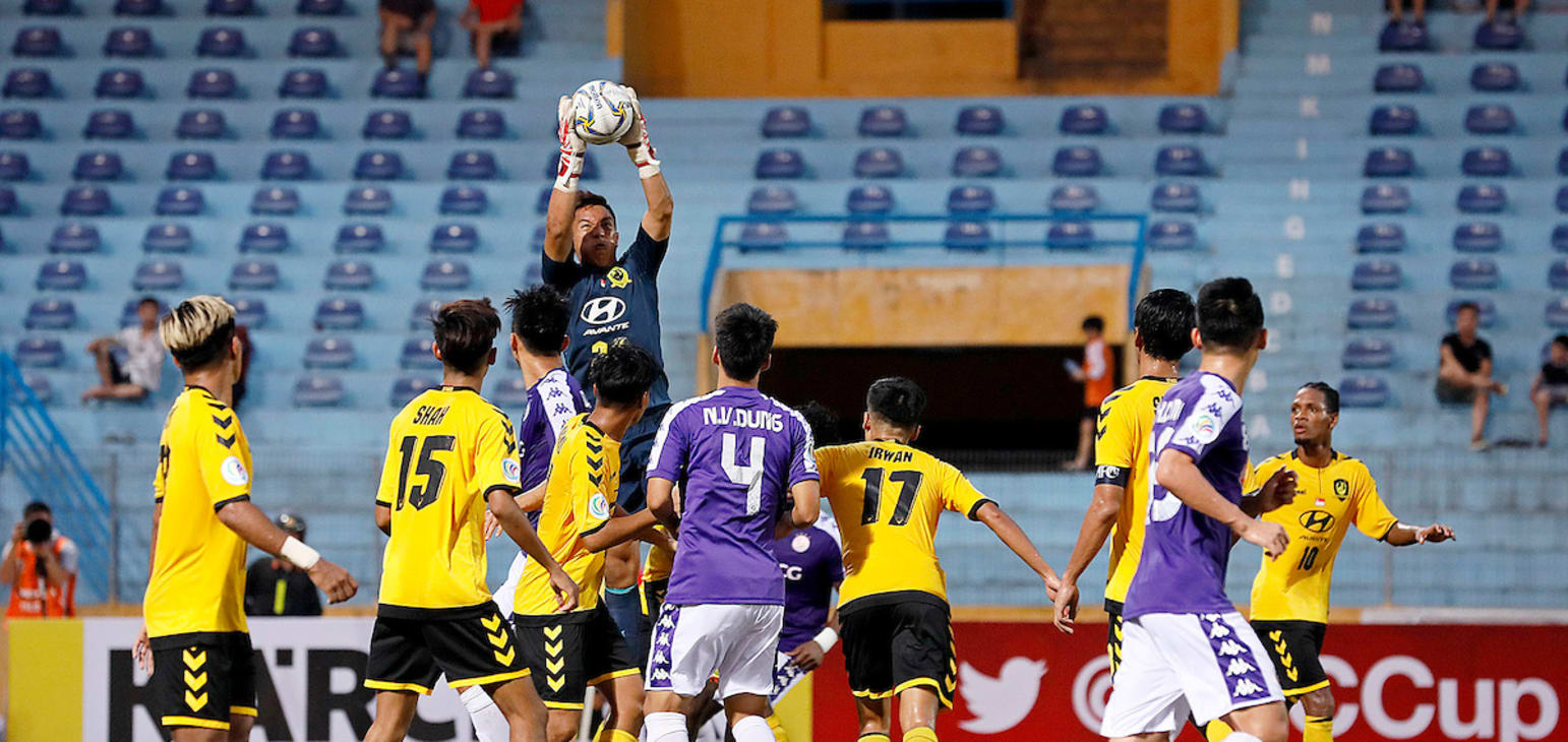 """Hà Nội FC nhận thưởng """"khủng"""" gần 2 triệu đô la nếu vô địch AFC Cup"""