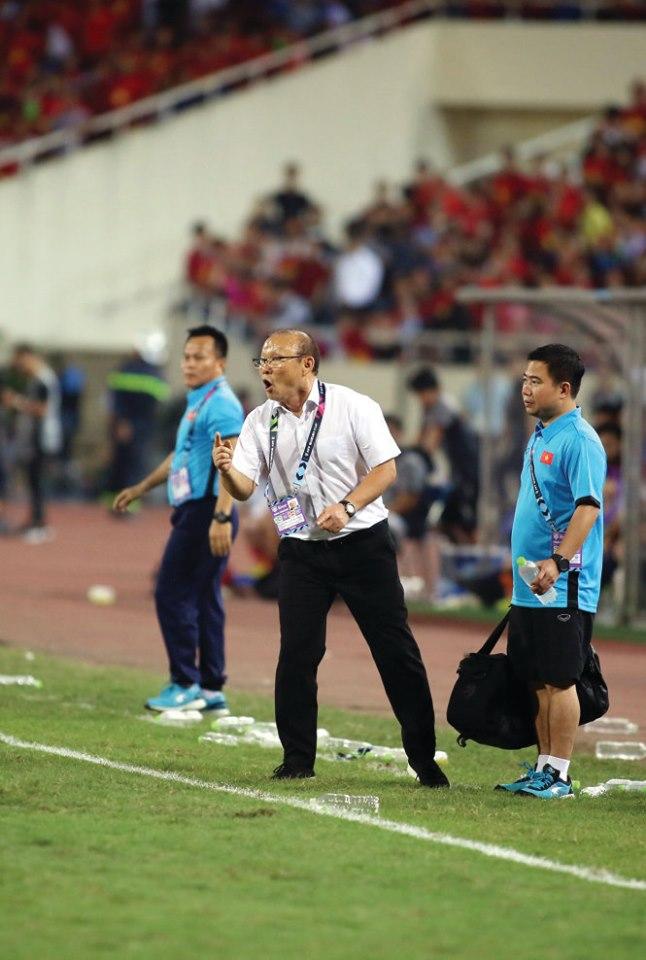 Ông Park sẽ chọn Bùi Tiến Dũng  cho U.23 hay đội tuyển Việt Nam?  - Bóng Đá