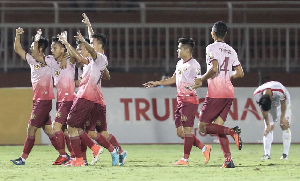 TP.HCM và Sài Gòn: Huynh đệ song hành đưa bóng đá Sài Thành thăng hoa - Bóng Đá