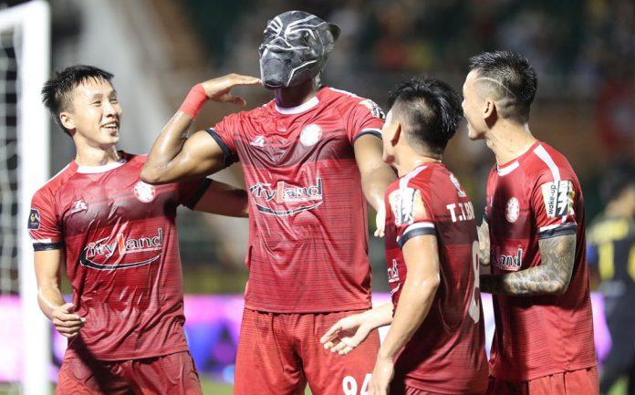 Đá bại SLNA cứng cựa nhất V-League, cờ đã đến tay TP.HCM? - Bóng Đá