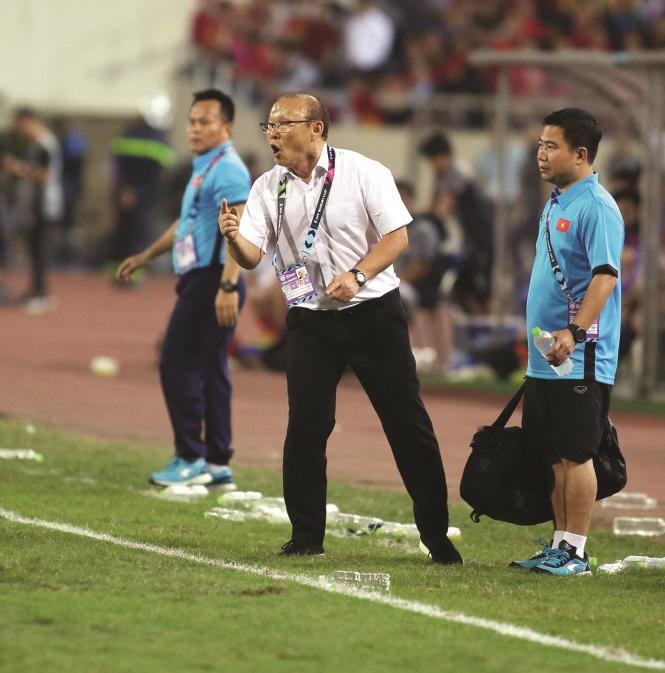 HLV Park Hang-seo hé lộ nguyên nhân vì sao chọn Tuấn Anh, Trọng Hoàng... dự King's Cup - Bóng Đá