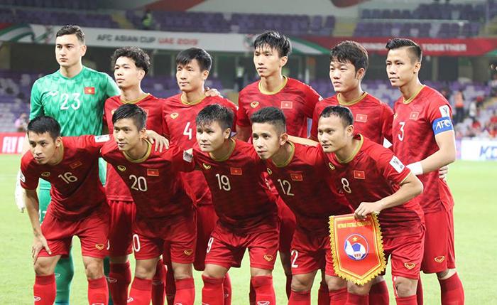King's Cup: Vắng Đình Trọng không phải là vấn đề đối với đội tuyển Việt Nam - Bóng Đá