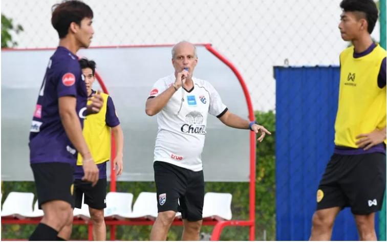HLV U23 Gama quyết từ chức: Bóng đá Thái Lan rớt giá thảm hại - Bóng Đá