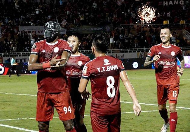 TP.HCM: Kẻ thách thức ngôi vô địch V-League hay chỉ là