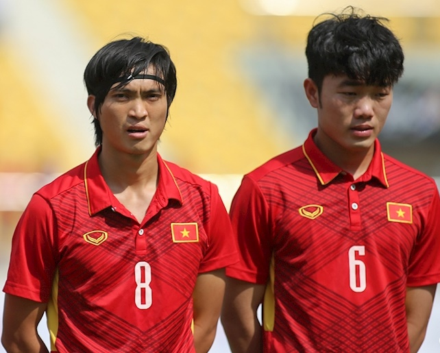 Đại chiến Hà Nội FC, HAGL chờ đợi sức bật thần kỳ từ cặp Xuân Trường, Tuấn Anh - Bóng Đá