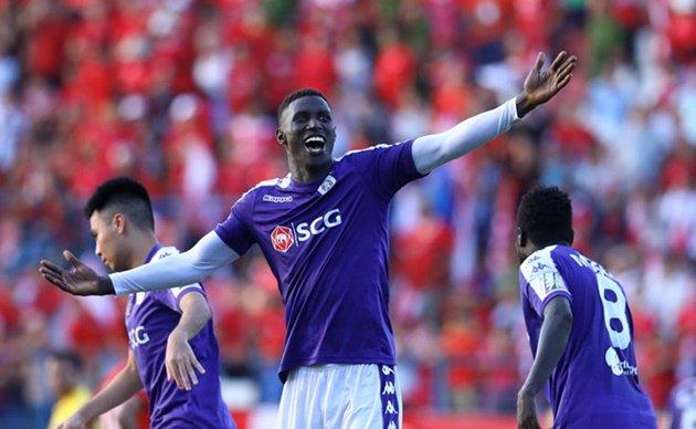 Pape Omar Faye–  Vị vua mới của Hà Nội FC - Bóng Đá