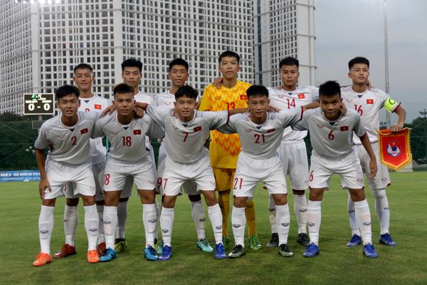 Thua ngược Australia ở phút bù giờ, U16 Việt Nam