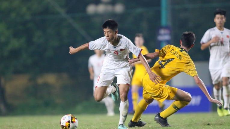 Thua ngược Australia ở phút chót, U16 Việt Nam