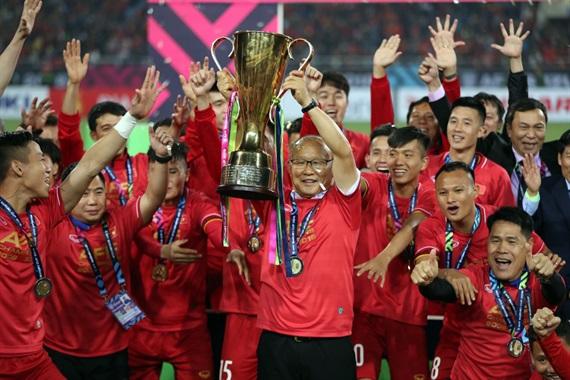 Hai năm của thầy Park cùng bóng đá Việt Nam: Từ Zero đến Hero - Bóng Đá