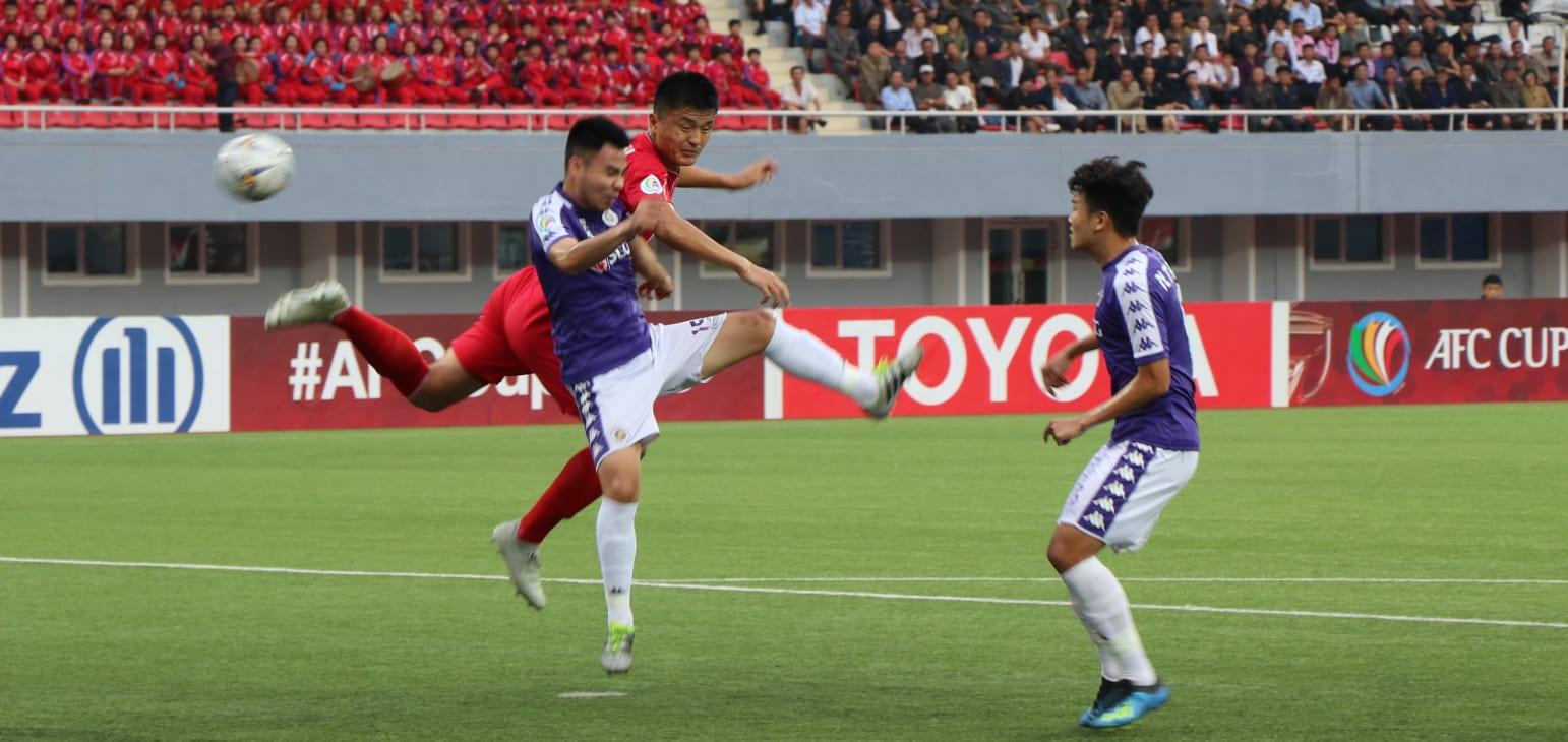 Thấy gì việc Hà Nội tan giấc mộng vàng tại AFC Cup? - Bóng Đá