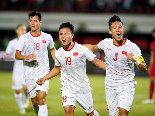 Giấc mơ World Cup đã không còn viển vông với ĐT Việt Nam - Bóng Đá