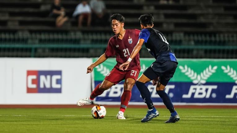 NÓNG: U19 Thái Lan thua sốc U19 Campuchia tại giải châu Á - Bóng Đá