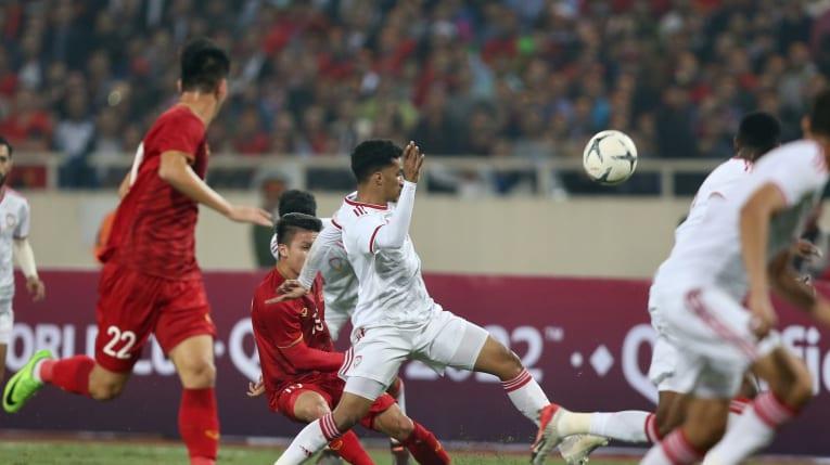"""Đã xong UAE, giờ là lúc ĐT Việt Nam """"giải quyết"""" người Thái - Bóng Đá"""