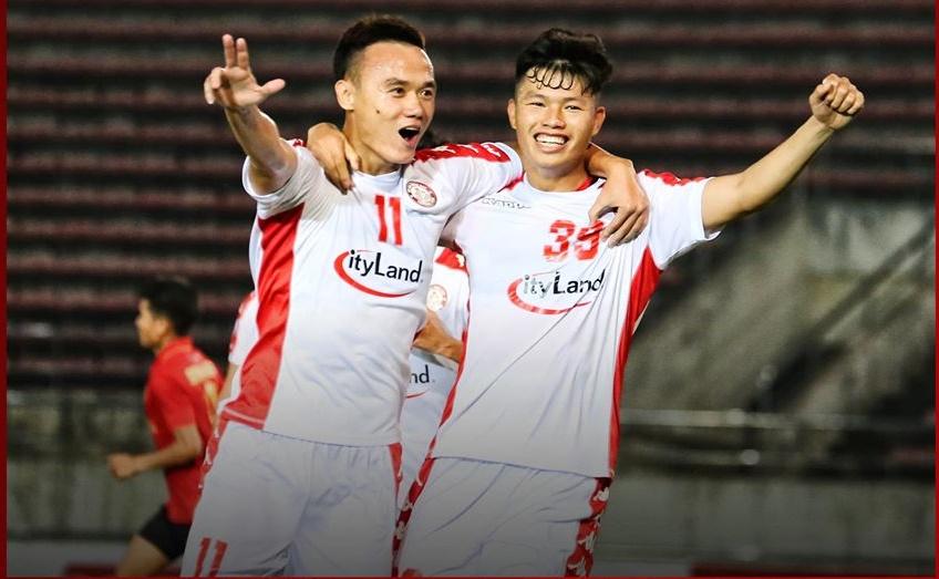 AFC Cup 2020: Quật ngã Lao Toyota, TP.HCM thị uy sức mạnh  - Bóng Đá