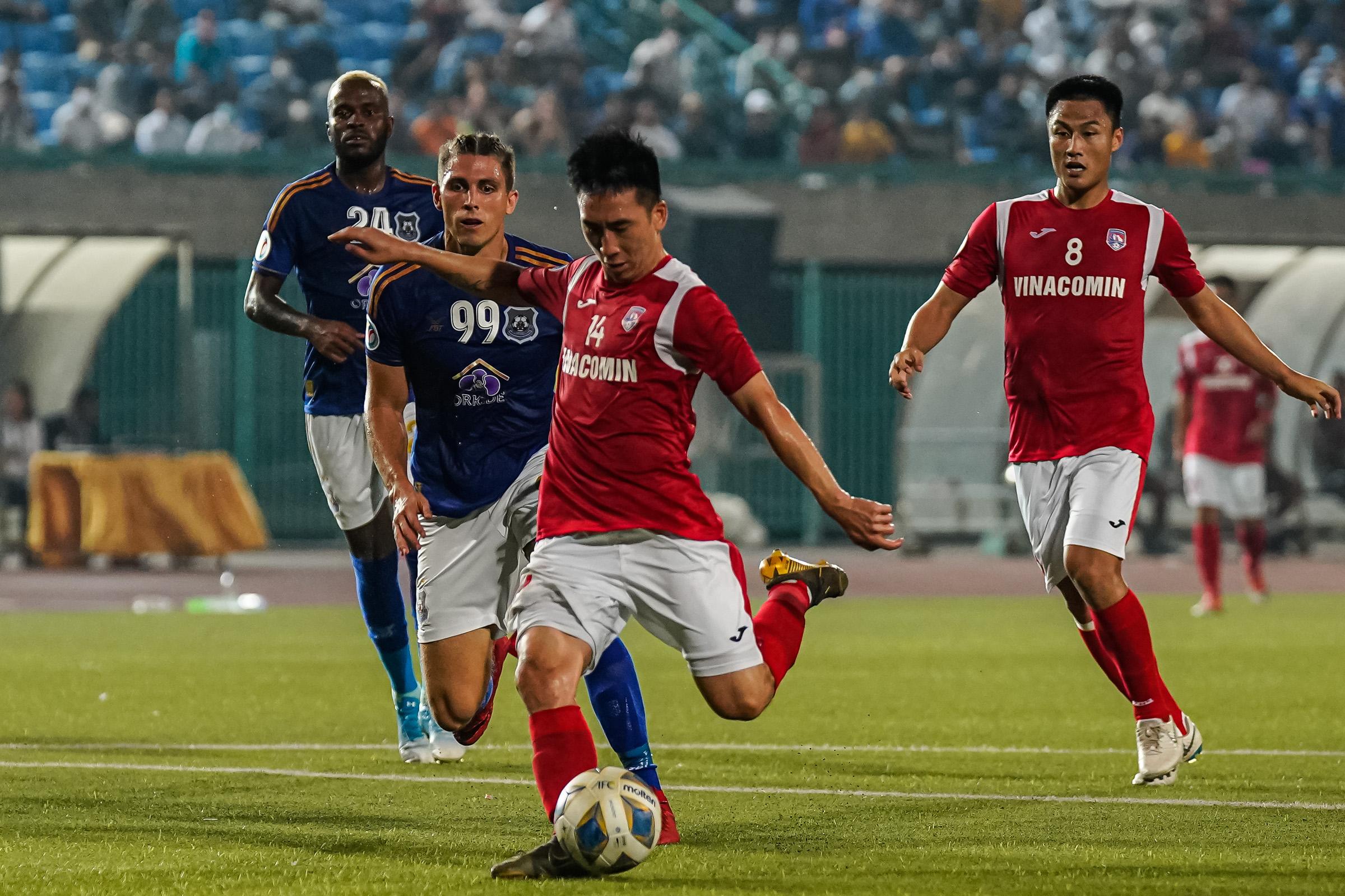 AFC Cup 2020: Svay Rieng vs Than Quảng Ninh - Bóng Đá