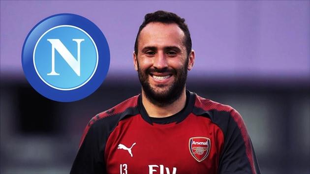 NÓNG: Thủ môn Arsenal đã có mặt ở Italia, chuẩn bị gia nhập Napolo - Bóng Đá
