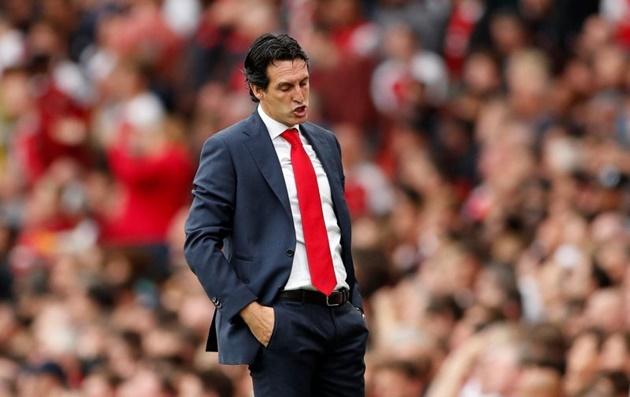 Giữa tâm bão thất bại, Unai Emery vẫn có điểm tựa từ huyền thoại Arsenal - Bóng Đá