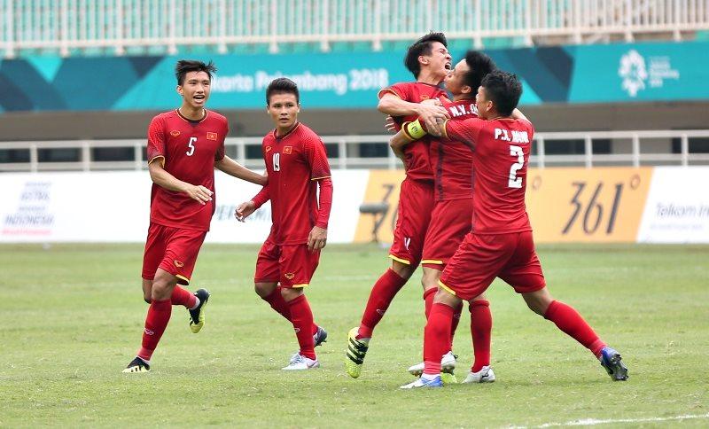 Từ Miura đến Park Hang Seo, U23 Việt Nam đã lột xác trước UAE - Bóng Đá