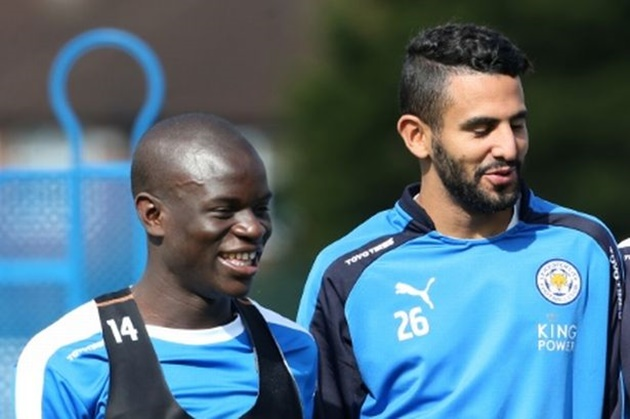 Lãnh đạo Premier League lo ngại cho tương lai của Kante - Bóng Đá