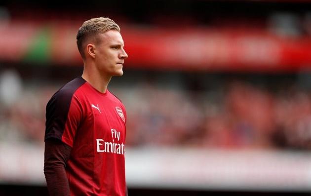Bernd Leno bị huyền thoại Arsenal hoài nghi về năng lực - Bóng Đá