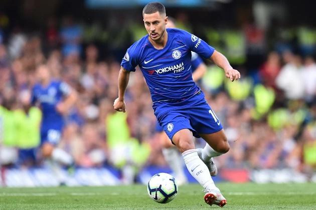 'Hazard này vẫn chưa ở đỉnh cao' - Bóng Đá