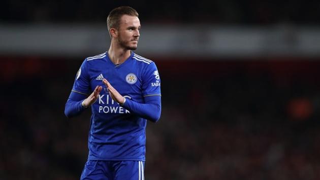 Sau trận thua Arsenal, sao Leicester bị cáo buộc xem thường fan - Bóng Đá