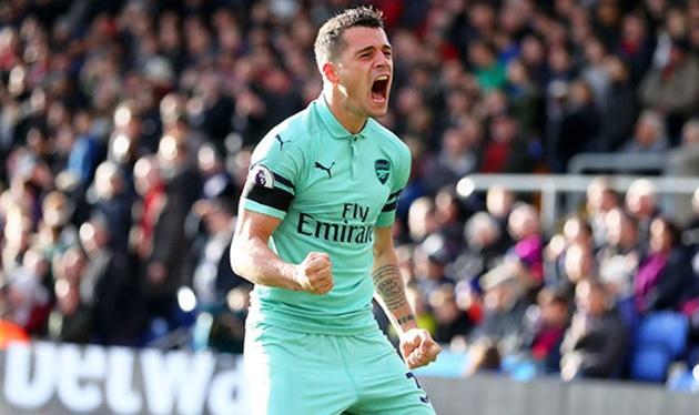 Xhaka khẳng định mục tiêu của Arsenal lúc này không phải Europa League - Bóng Đá