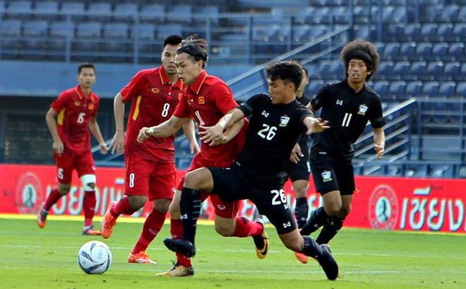 CHÍNH THỨC: ĐT Việt Nam sẽ đụng độ Thái Lan tại King's Cup - Bóng Đá