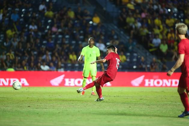 ĐT Việt Nam về nhì tại King's Cup: Hãy cảm ơn Curacao! - Bóng Đá