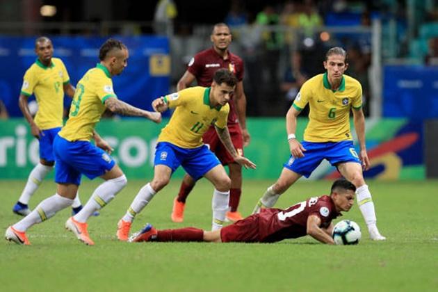 Club 388: 'Nỗi ám ảnh' Paraguay lại hiện về với Brazil