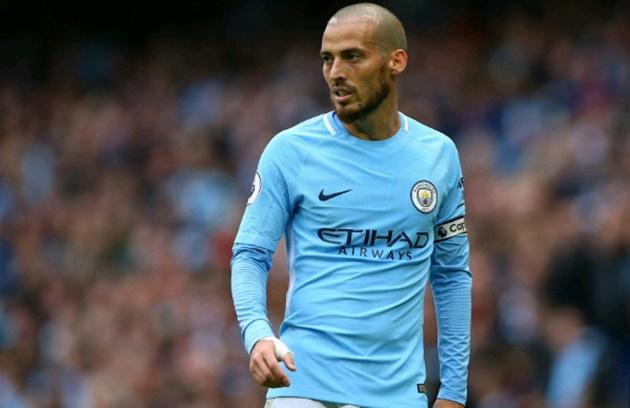 Man City có đội trưởng mới, sự tri ân đến chàng David - Bóng Đá