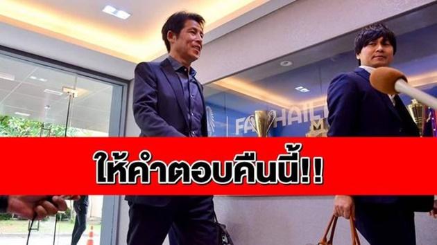 NÓNG: Thương thảo hợp đồng bế tắc, Thái Lan vẫn chưa có HLV trưởng mới! - Bóng Đá