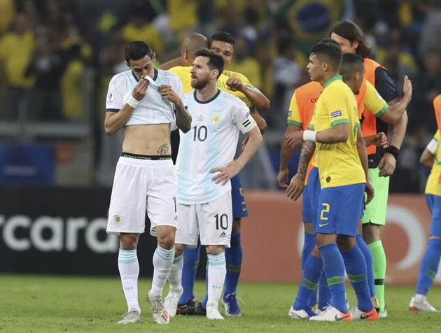 Cảm xúc đã giết chết Argentina như thế nào? - Bóng Đá