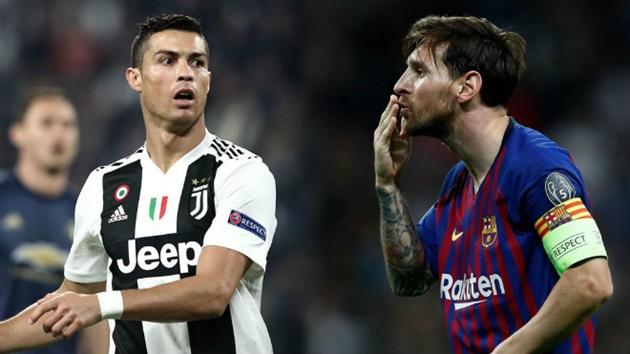 Ronaldo và Messi đã thay đổi cuộc chơi ở TTCN ra sao? - Bóng Đá