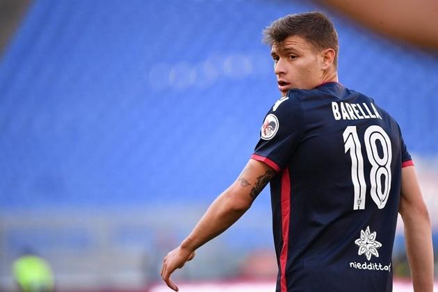 Với 'mảnh ghép' từ Cagliari, Conte lại có thêm báu vật - Bóng Đá